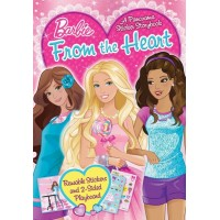 From the Heart (Barbie) by Studio Books