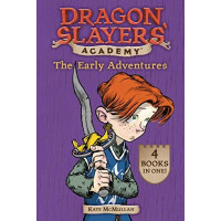 The Early Adventures (Dragon Slayers' Academy) by Mcmullan, Kate -Hardcover