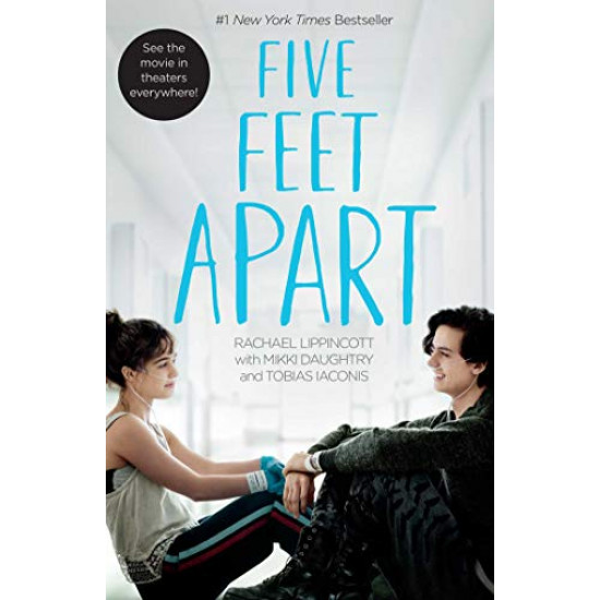 Five Feet Apart by Lippincott, Rachael Daughtry, Mikki Iaconis, Tobias - Harcdover