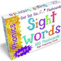 Get Set Go Phonics Flashcards: Sight Words