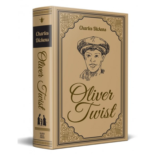 Oliver Twist (Paper Mill Classics) by Dickens, Charles -Imitation Leather