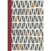 Mid-Century Mod Clothbound Journal