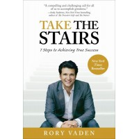 Take the Stairs by Vaden, Rory -Paperback