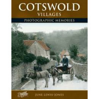 Francis Frith's Cotswold Villages (Photographic Memories) Hardcover