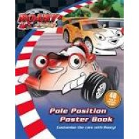 Pole Position Poster Book (Roary The Racing Car)