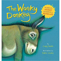 The Wonky Donkey by Craig Smith  (Author), Katz Cowley (Illustrator)