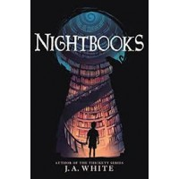 Nightbooks by White, J. A-	Hardcover
