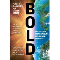 Bold by Diamandis, Peter H. Kotler, Steven-Paperback
