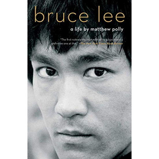 Bruce Lee: A Life by Polly, Matthew-Paperback