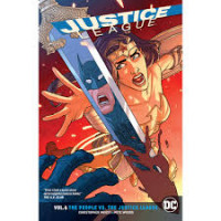The People vs. The Justice League (Justice League, Volume 6)