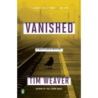 Vanished (A David Raker Mystery, Bk. 3) by Tim Weaver