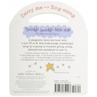 Carry-Me and Sing-Along Twinkle Twinkle Little Star