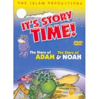 It's Story Time - Zaky and Friends