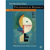 Introducing Psychological Research, Second Edition