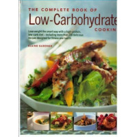 The Complete Book of Low-carbohydrate Cooking