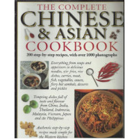 The Complete Chinese And Asian Cookbook
