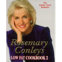 Rosemary Conley's Low Fat Cookbook Two