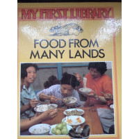 My First Library Food from Many Lands