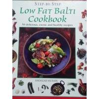 Step-By-Step Low Fat Balti Cookbook