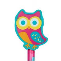 Doodle Dude Pencil owl