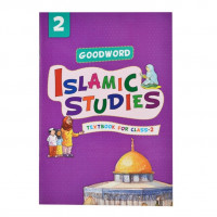 Goodword Islamic Studies Textbook for Class2 (Maplitho)