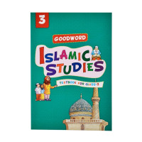 Goodword Islamic Studies Textbook for Class3 (Maplitho)