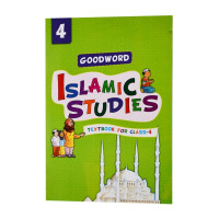 Goodword Islamic Studies Textbook for Class4 (Maplitho)