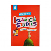 Goodword Islamic Studies Textbook for Class5 (Maplitho)