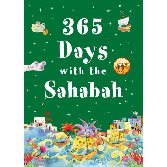 365 Days with Sahaba-Hardback