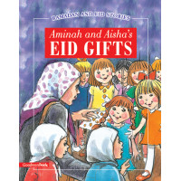 Amina and Ameerah Eid Gifts