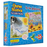 In the Beginning : Quran Stories for Little Hearts Puzzles