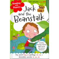 Jack and the Beanstalk (Reading with Phonics) by Page, Nick