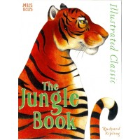 THE JUNGLE BOOK (ILLUSTRATED CLASSIC)by Kipling, Rudyard Cortes, Ester Garcia-Hardcover