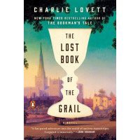 The Lost Book of the Grail by Lovett, Charlie-Paperback