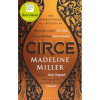 Circe by Madeline Miller -Paperback