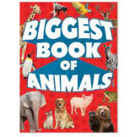Biggest Book of Animals (STEM)