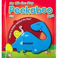 ABC (My Lift-the-Flap Peekaboo Fun)