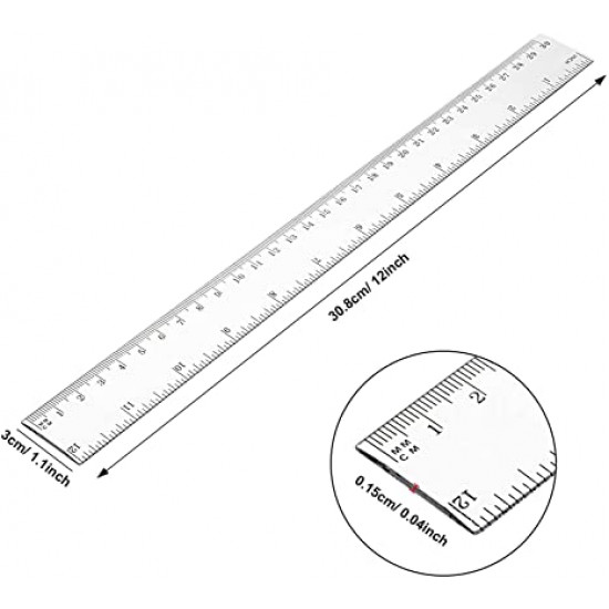 Classroom ruler 12 inches
