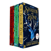 Shadow and Bone, Siege and Storm: 2,Ruin and Rising by Leigh Bardugo (3 Books Bundle)