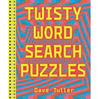Twisty Word Search Puzzles by Tuller, Dave