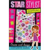 Star Stylist Portfolio- Boxed Set With Stickers