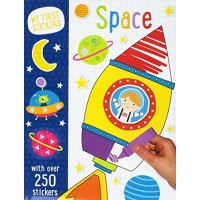 Space (My First Stickers) by Lane, Charly