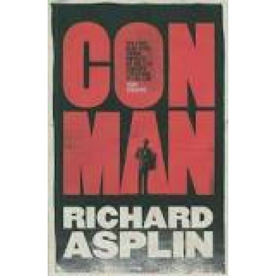 Conman Book by Richard Asplin