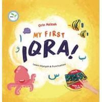 MY FIRST IQRA By Azizah Orin