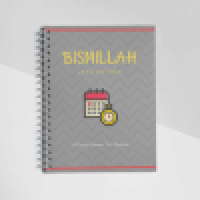 Daily Muslim Planner – Bismillah let's do this