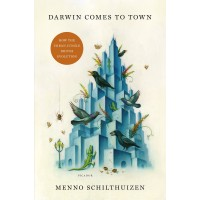 Darwin Comes to Town: How the Urban Jungle Drives Evolution by Menno Schilthuizen  - Hardback