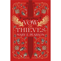 Vow of Thieves (Dance of Thieves Book 2) by Mary E. Pearson - Hardback