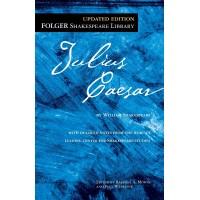 Julius Caesar (FOLGER SHAKESPEARE LIBRARY) by Shakespeare, William Mowat, Barbara A. (Edt) Werstine, Paul (Edt) - Paperback