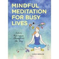 Mindful Meditation for Busy Lives: Active Meditation Throughout the Day by Berlow, Chris