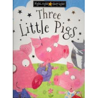 Three Little Pigs  (Reading With Phonics) by Page, Nick- Hardback